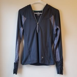 Gray Old Navy  Athletic Top